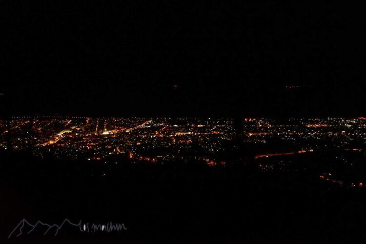 Kalamata nachts