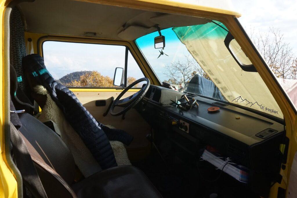 Frontsitze