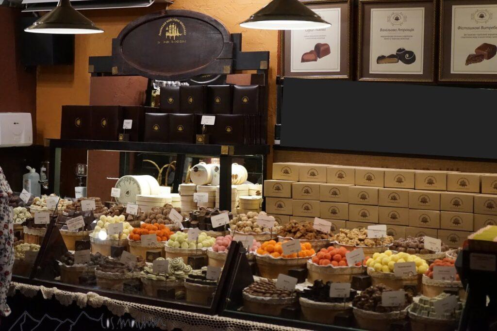 Schokoladen Manufaktur Lemberg