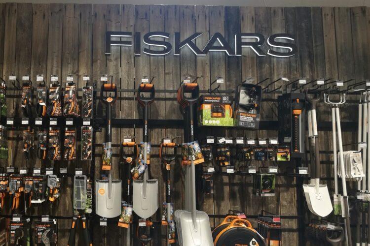 Das Sortiment und Logo von Fiskals