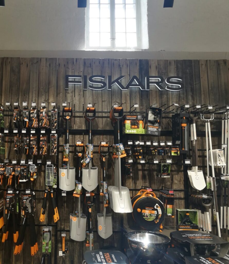 Fiskars Werksverkauf