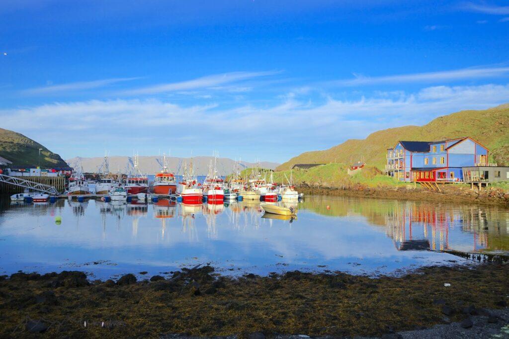 Roadtrip zum Nordkap: Kleine Fischerdörfer