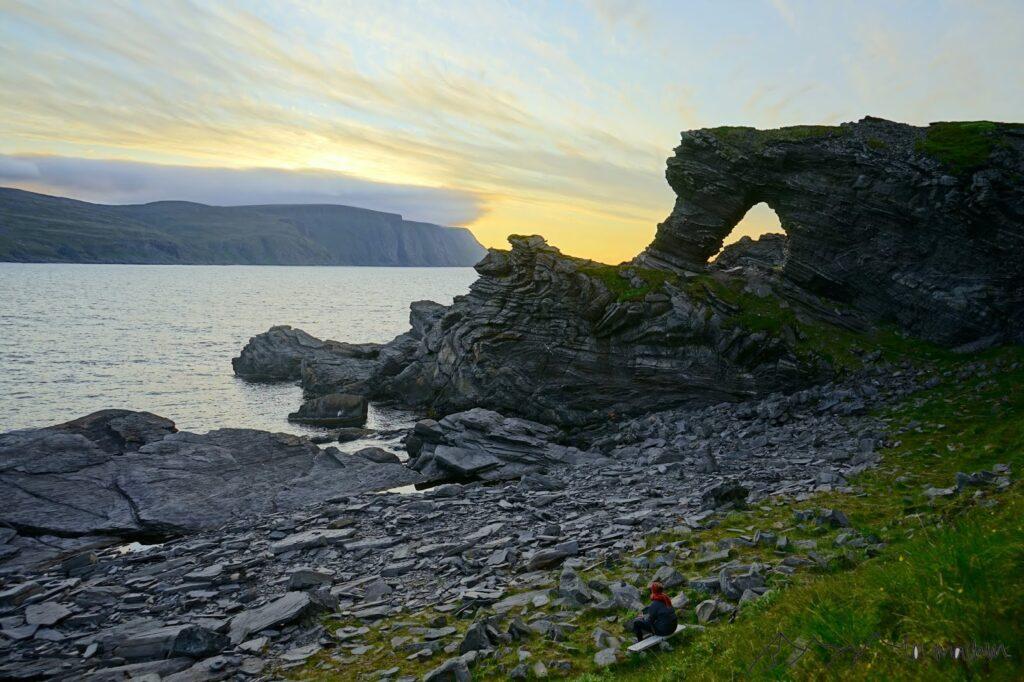 Roadtrip zum Nordkap: Kirkeporten