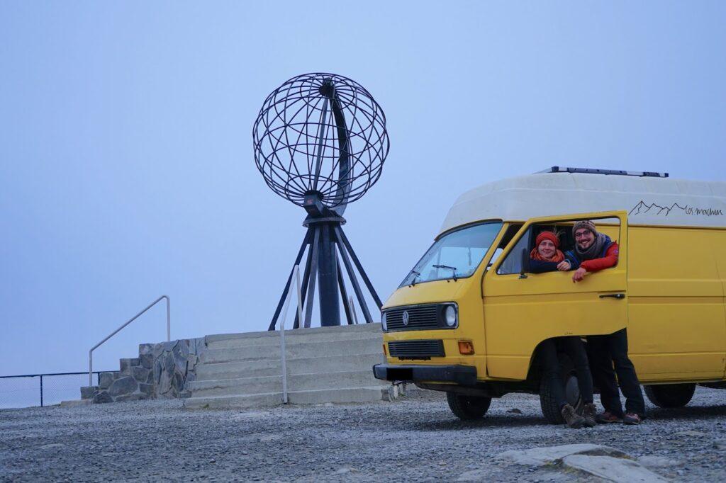 Roadtrip zum Nordkap: Wir