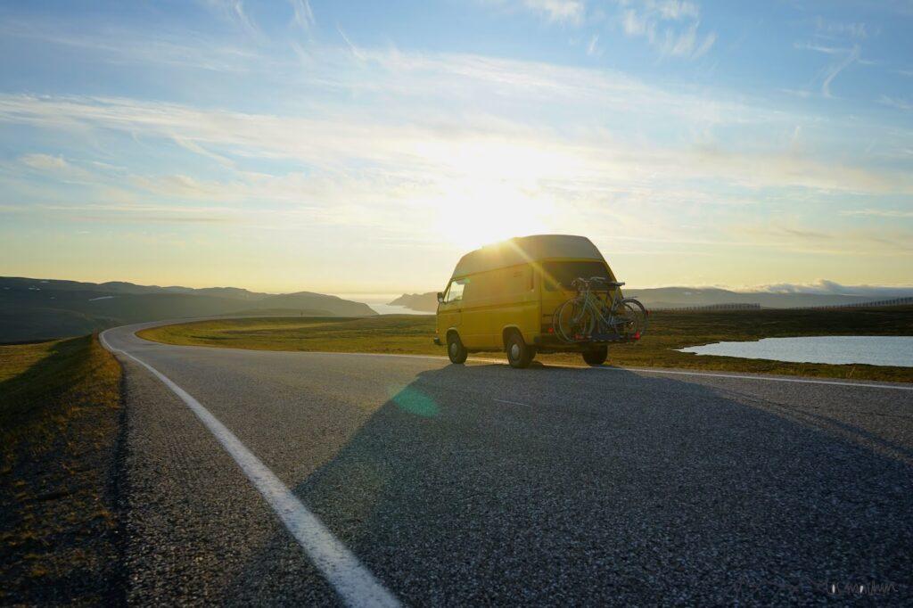 Roadtrip zum Nordkap
