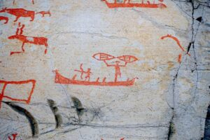 Roadtrip Norwegen: Felszeichungen unter Unescoschutz in Hjemmeluft