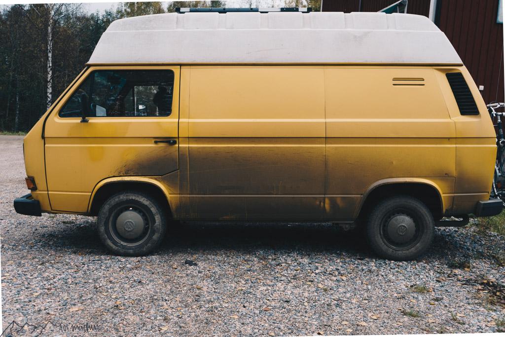 realisticvanlife muddy van