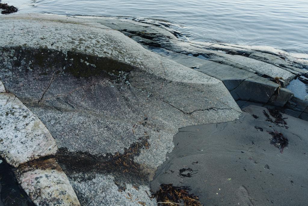 Steine auf Konter